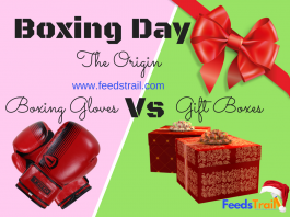 Boxing Day The Origin