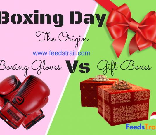 Boxing Day The Origin