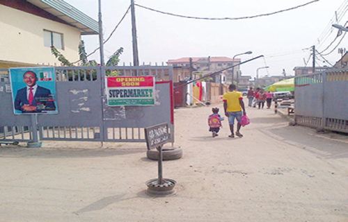 Letter from robbers puts residents of Lagos estate in panic