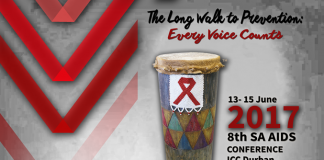 South African AIDS Conference – 8th Edition