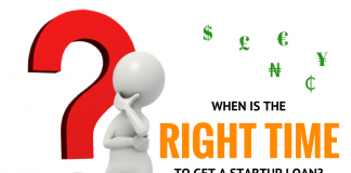 When Is The Right Time To Get A Startup Loan