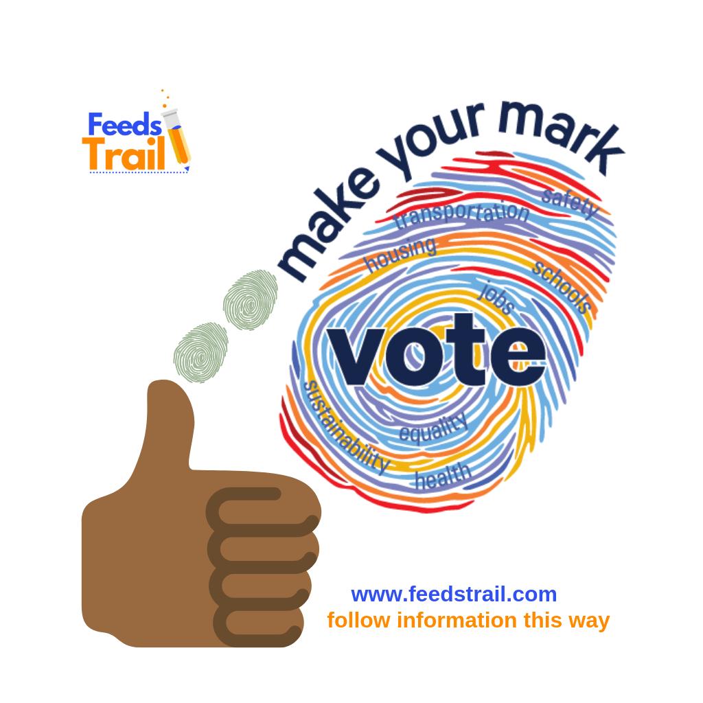 Vote Your Aspiration - FeedsTrail.com